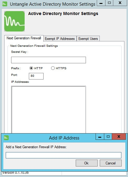 Active Directory Login Monitor Installation – Untangle Support