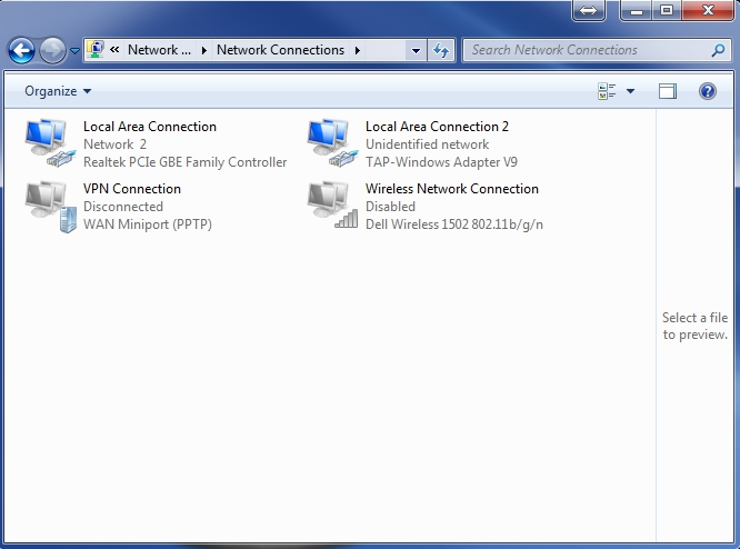 Connect to NGFW L2TP VPN in Windows 7 – Untangle Support