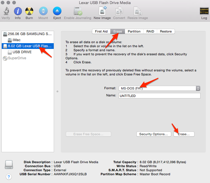 Download and Create a Bootable USB – Untangle Support